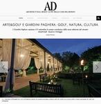 Arte&Golf e Giardini Paghera: golf, natura e cultura