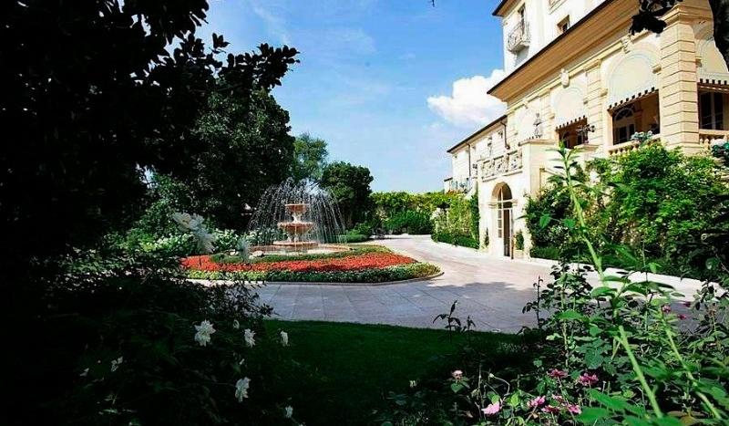 Villeggiature Award for Byblos Art Hotel Villa Amistà Verona