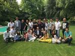 Gli architetti cinesi visitano la sede Paghera
