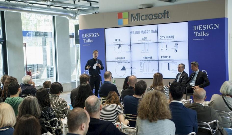 Paghera presente anche all'inaugurazione dell'Innovation Design District di Milano
