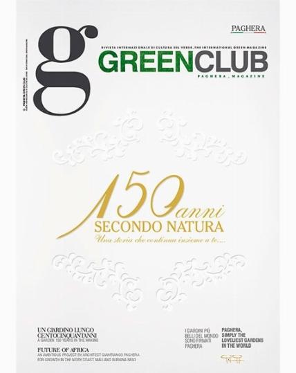 GreenClub Magazine 150 anni