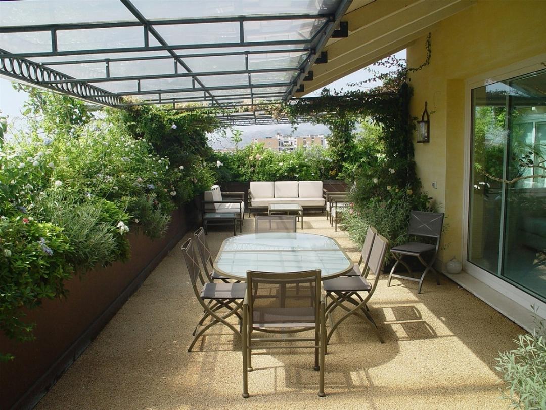 Terrazze paghera giardini pensili e terrazze verdi d 39 autore for Giardino in terrazza