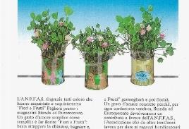 Fiori e Frutti per un Gesto d'Amore - Iniziative sociali