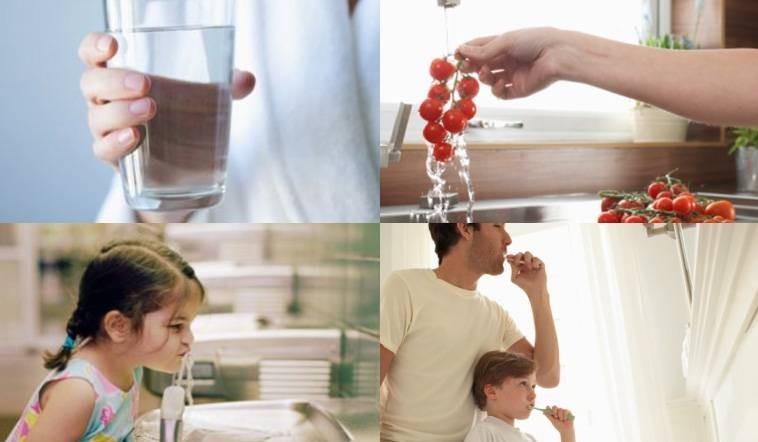 Disinfezione dell'acqua di piscine e vasche idro