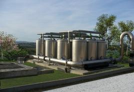 Impianto sito nel comune di Stintino (SS) - Depurazione