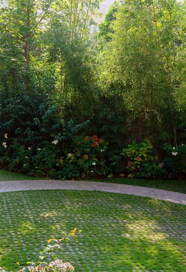 حديقة في المدينة - الحدائق