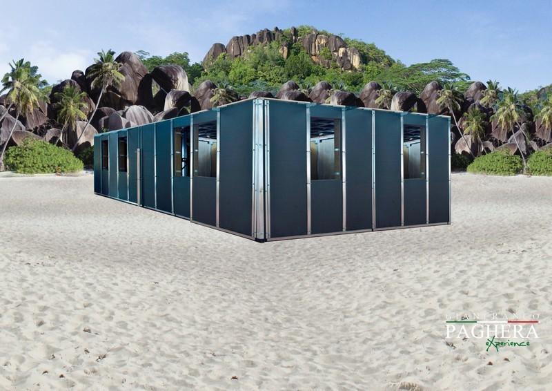 Lo studio tecnico ingegneristico delle abitazioni ecologiche del nuovo futuro - Architettura Eco Seriale