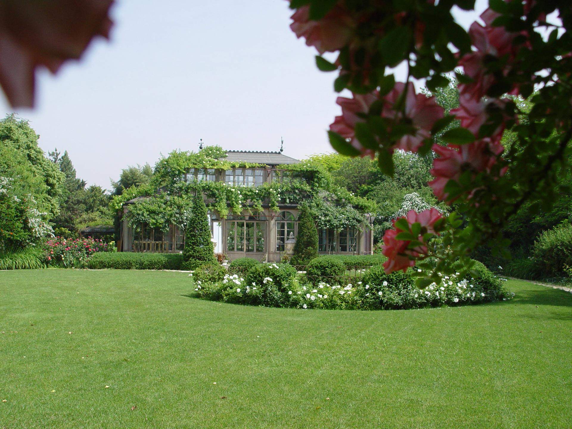 Giardino della fontana spazio eventi la sede paghera for App progettazione giardini