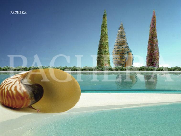 Torri bioniche - Concept architettonici