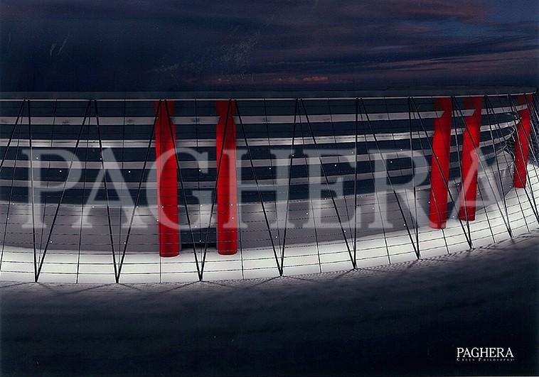 Amphitheatre - Architectural concept