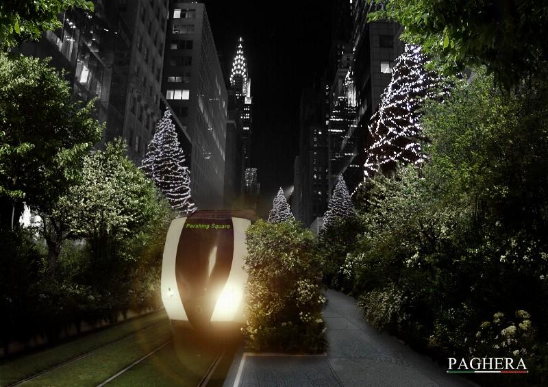 New York - 42nd Street - Public Green Areas & Amusement Parks