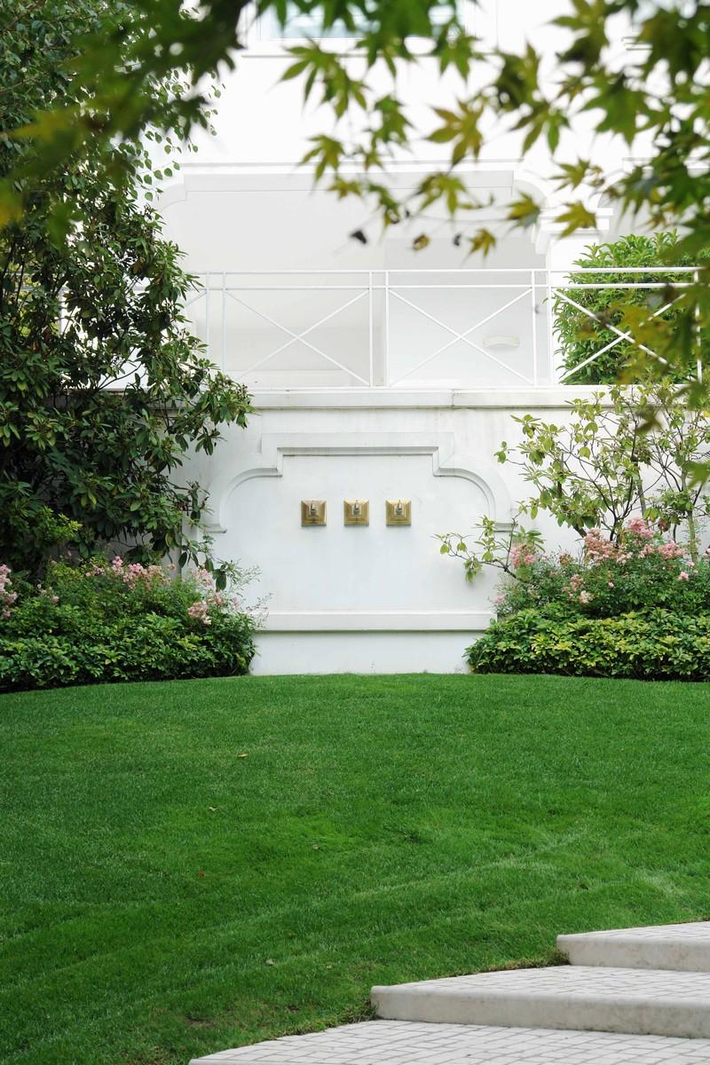 Geometrie in Bianco - Giardini