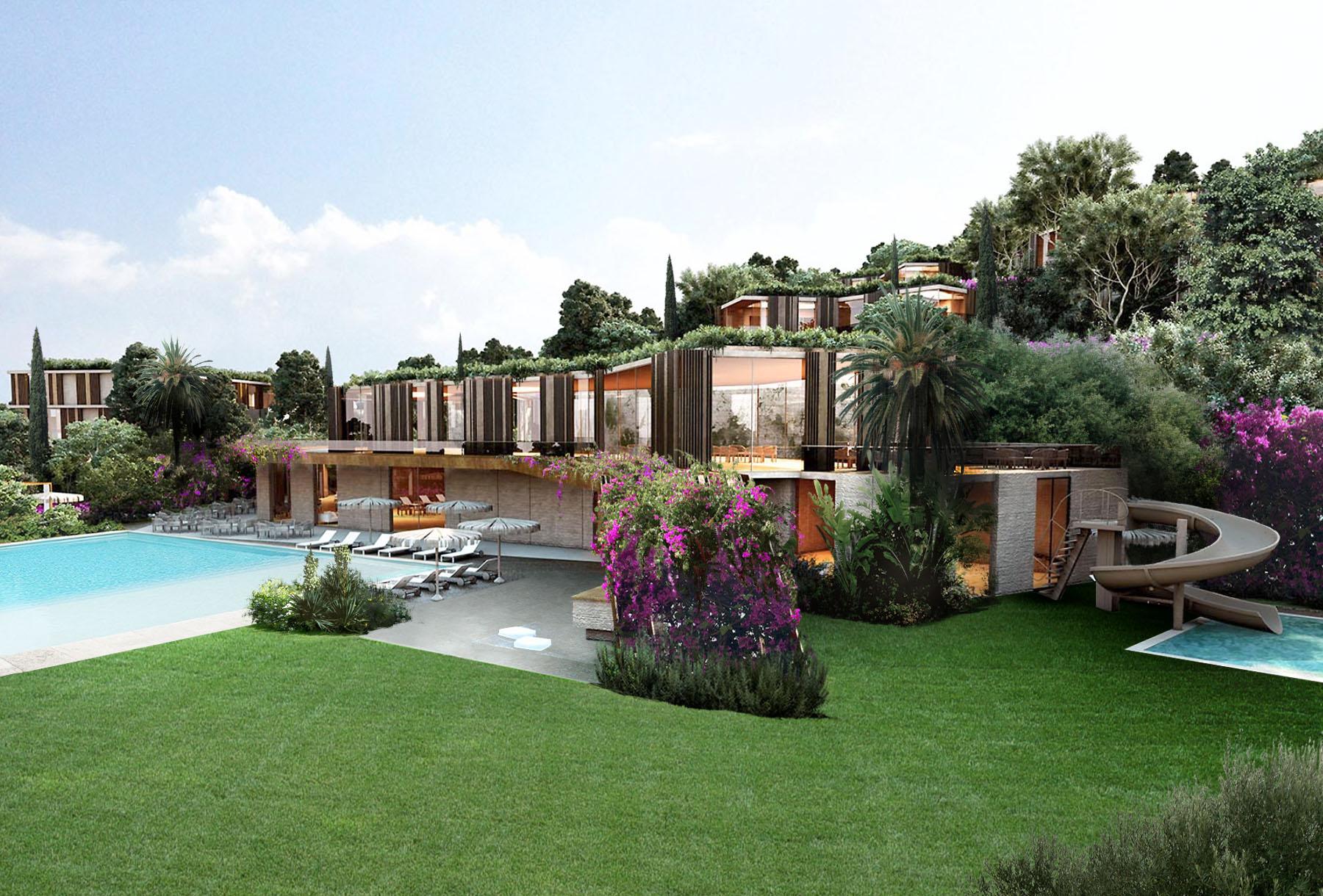Adres - Un progetto esclusivo per residenze e hotel - Turistico Residenziale