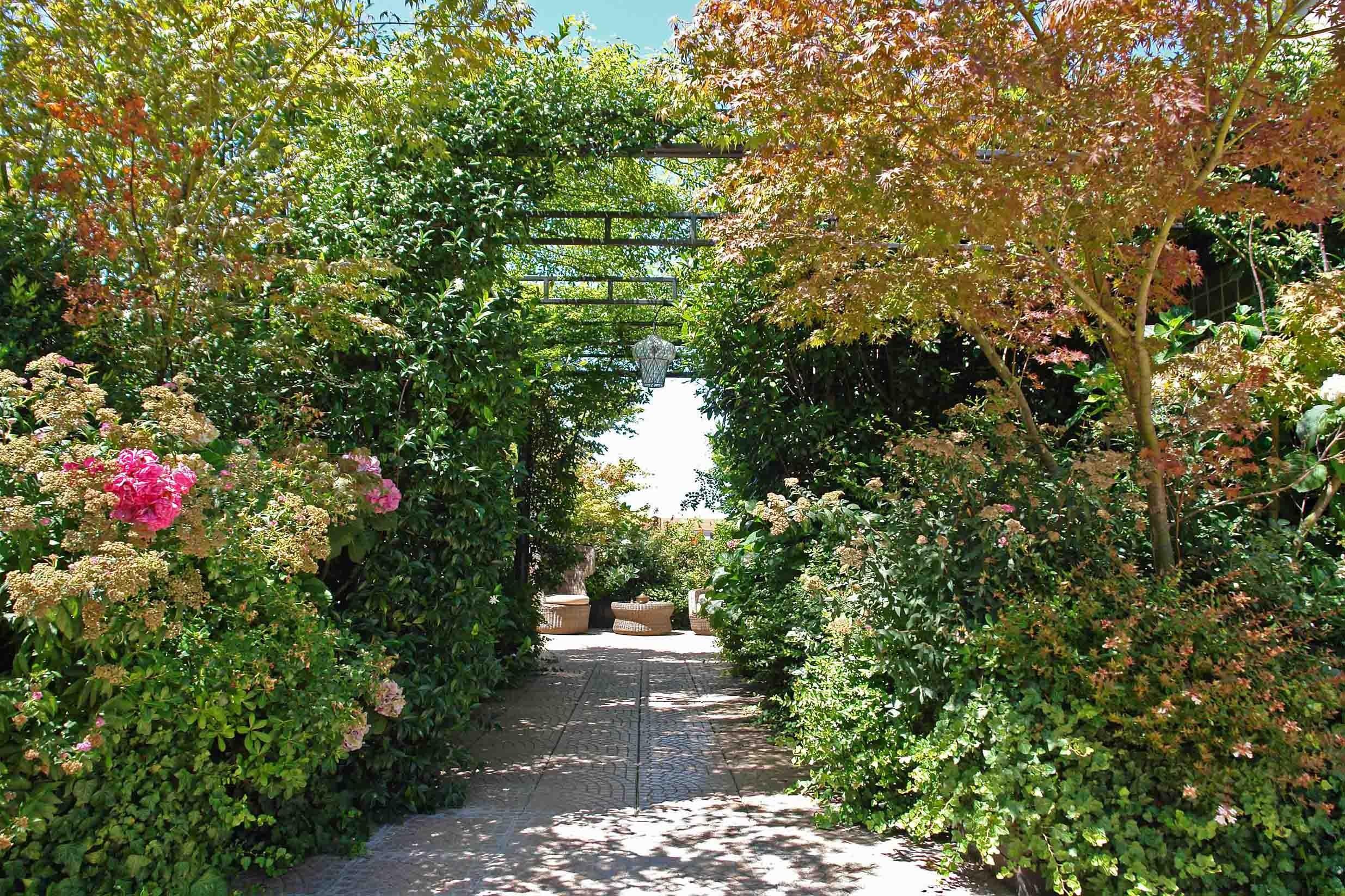 Stanze vegetali - Terrazze