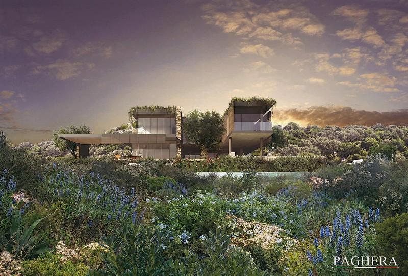 Elements – Yalikavak Bodrum - الحدائق