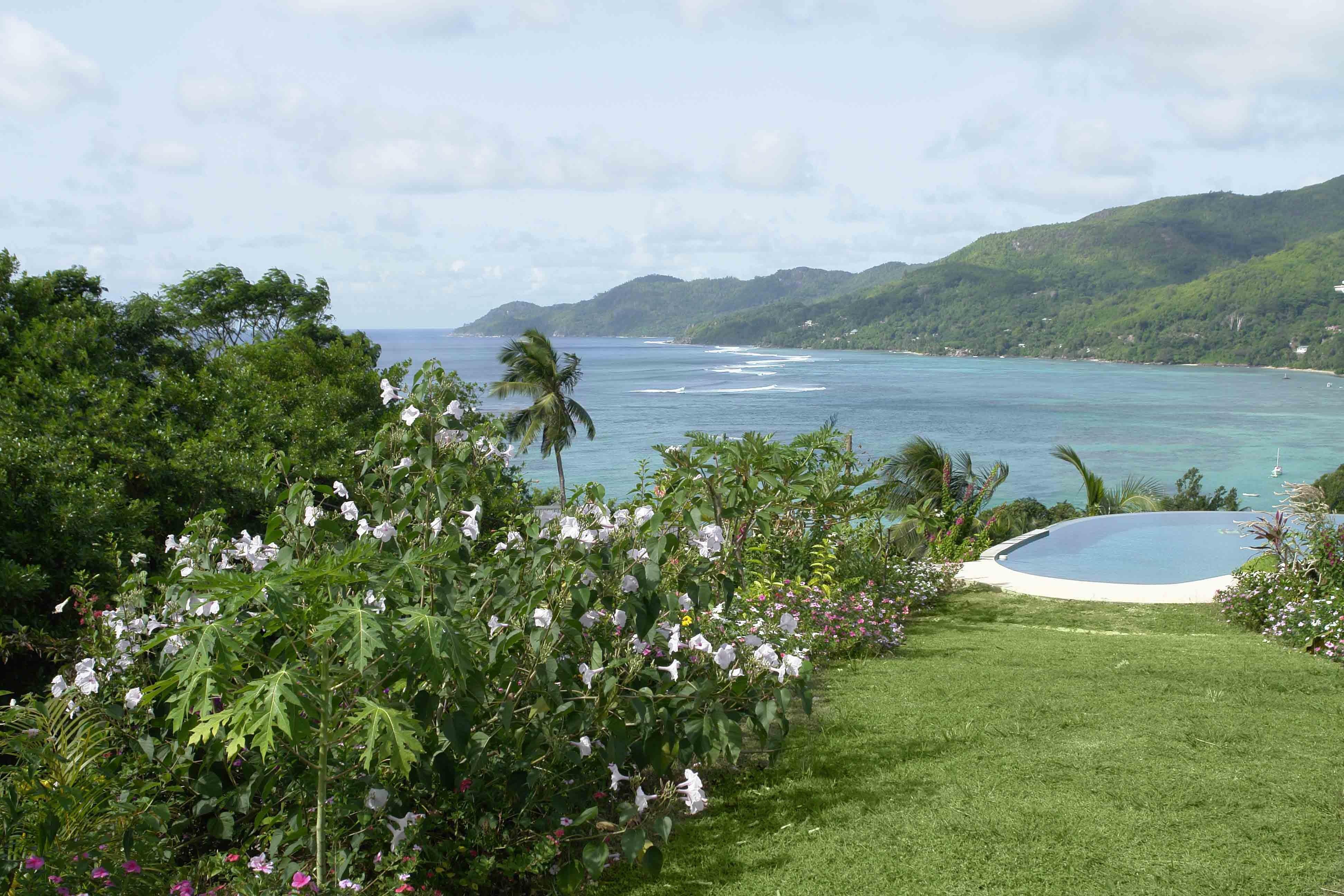 Seychelles - Villa Mahè - Gardens
