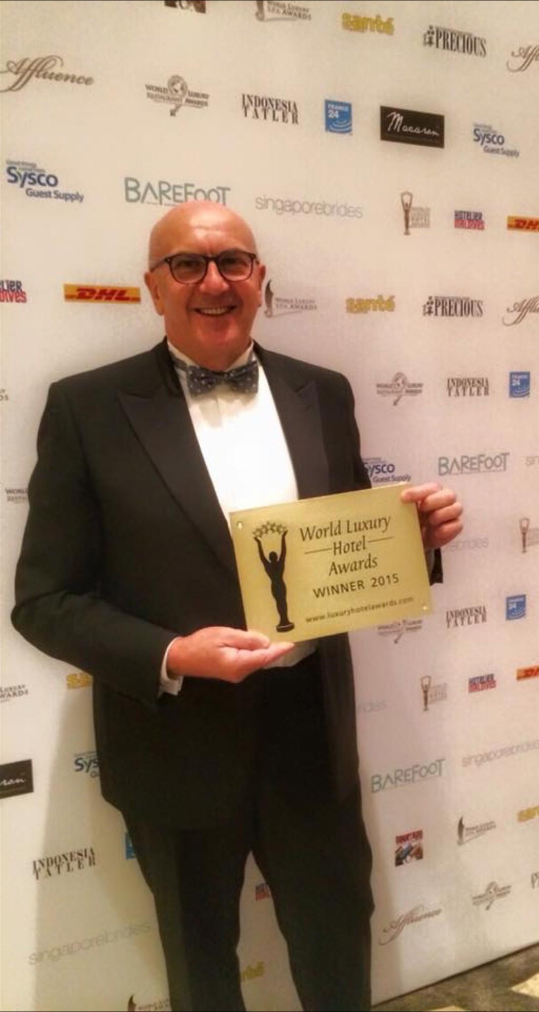 World Luxury Hotel Awards - Byblos Art Hotel has won the 2015 edition - НОВОСТИ И СОБЫТИЯ