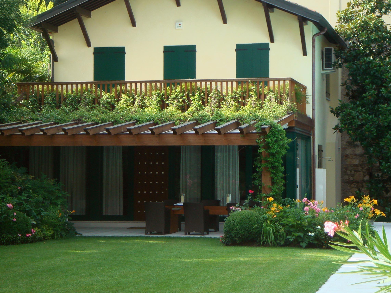 A small, luxuriant green retreat - الحدائق
