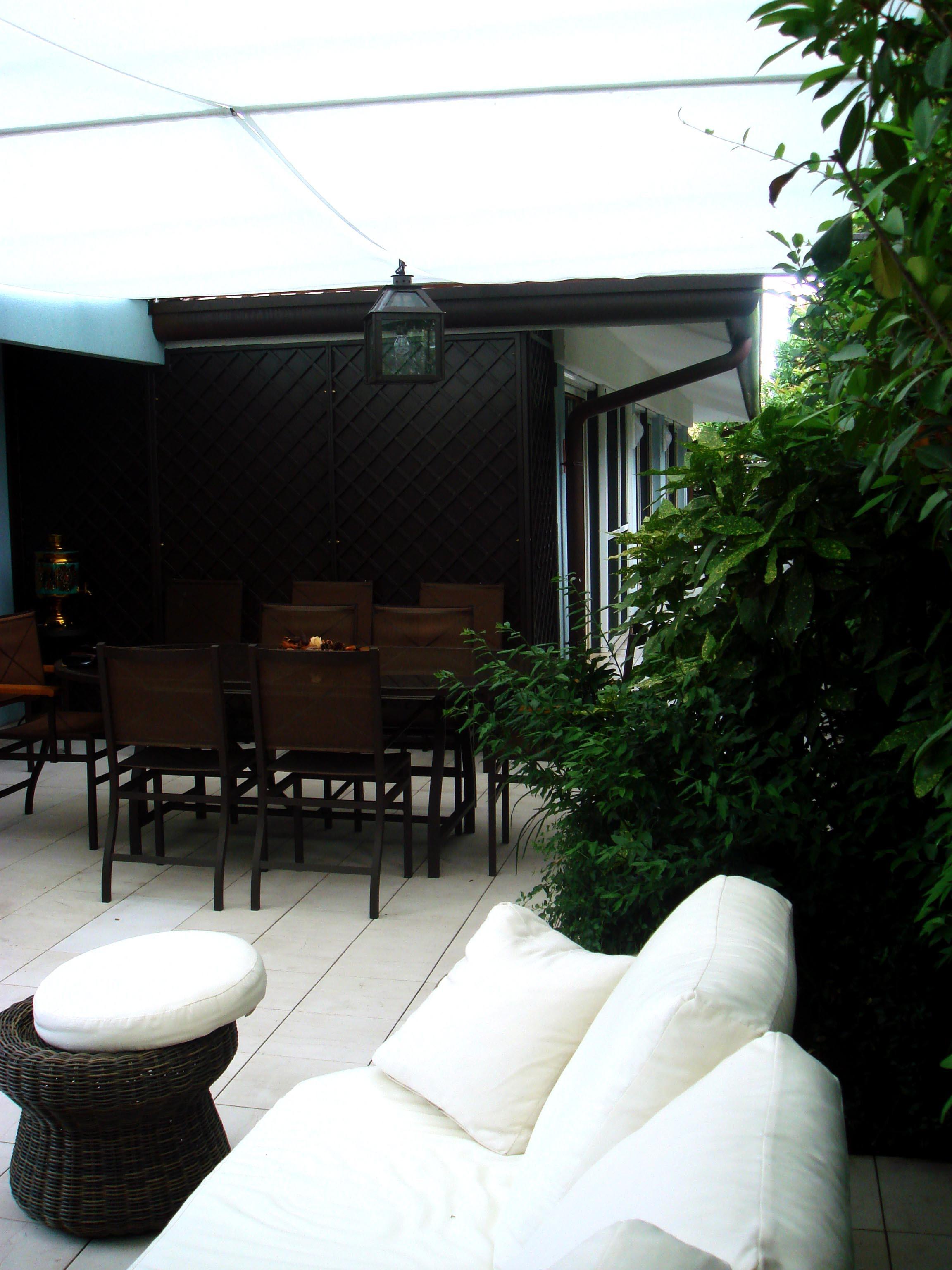 Green relax - الشرفات