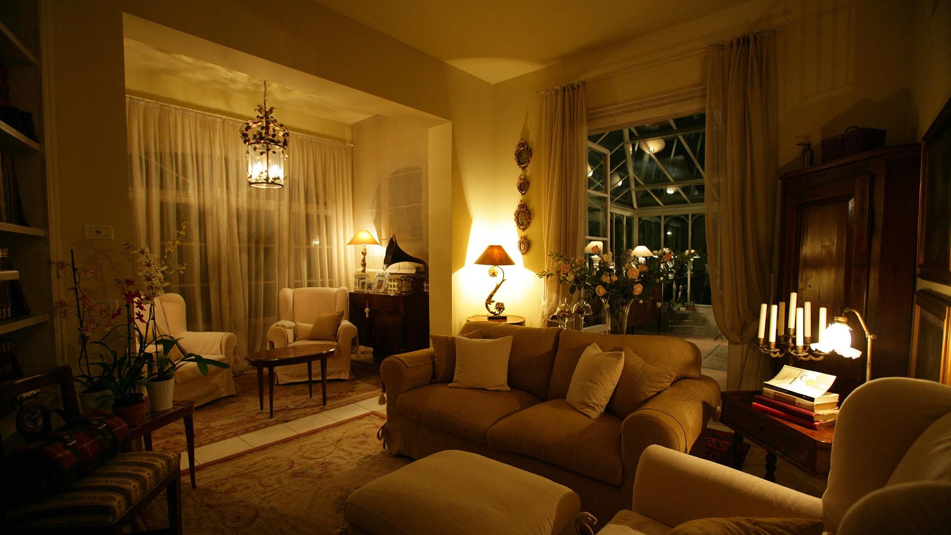 Soft lights - التصميم الداخلي