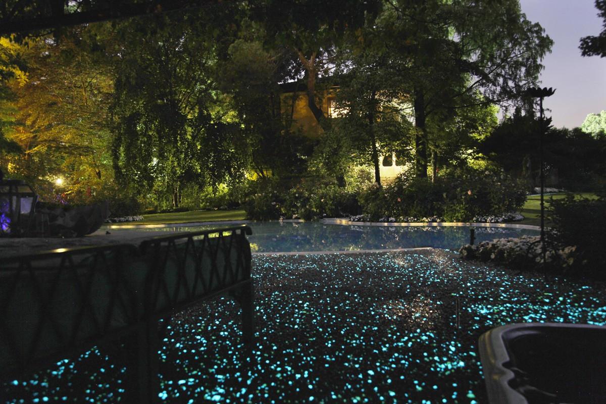 Illuminazione A Pavimento Da Esterno: Illuminazione a pavimento giardino fari led da incasso e.