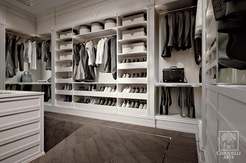 Elegante esposizione d'abiti - Interior Design