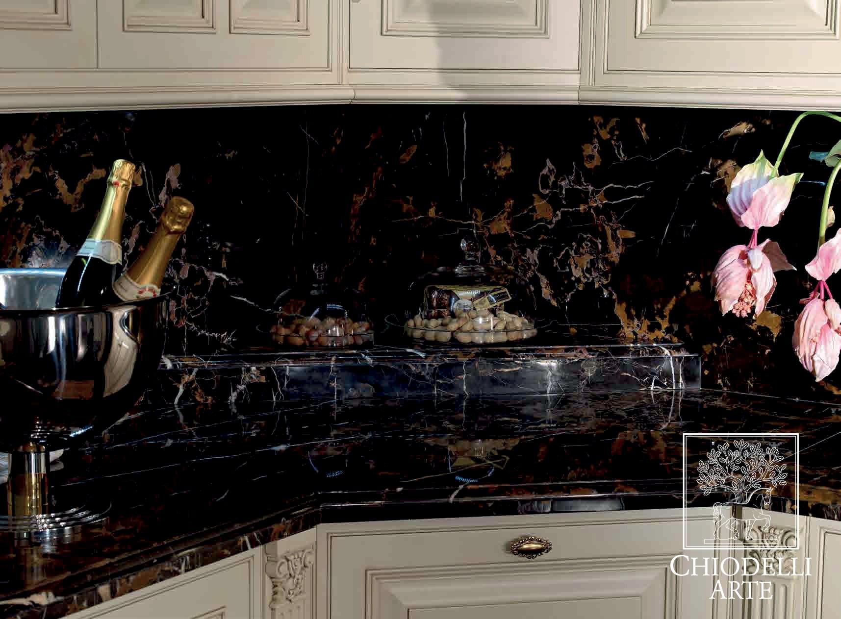 Una cucina dal taglio classico - Interior Design