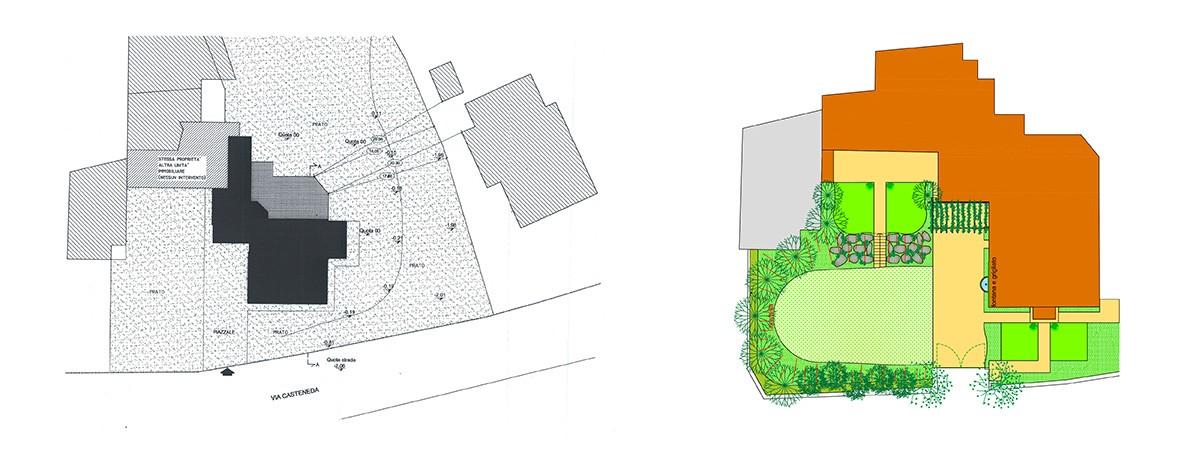 Progetto Preliminare - Progettazione Giardini