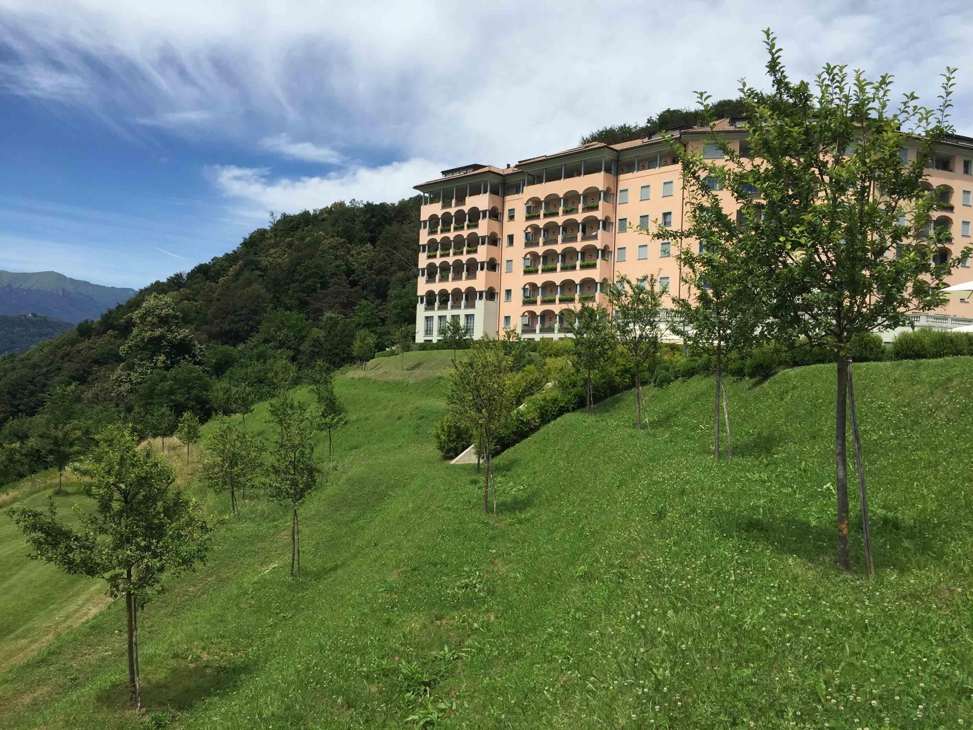 Resort Collina d'Oro - Hotels Resort & Spa