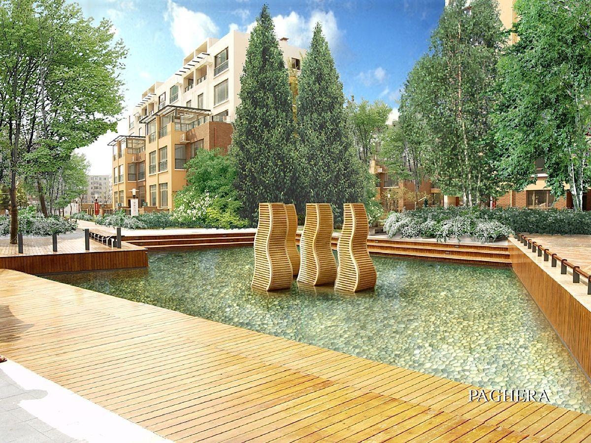 منتزه تشينيانج – مقاطعة لياولينج – الصين - الحدائق والمتنزهات العامة الخضراء