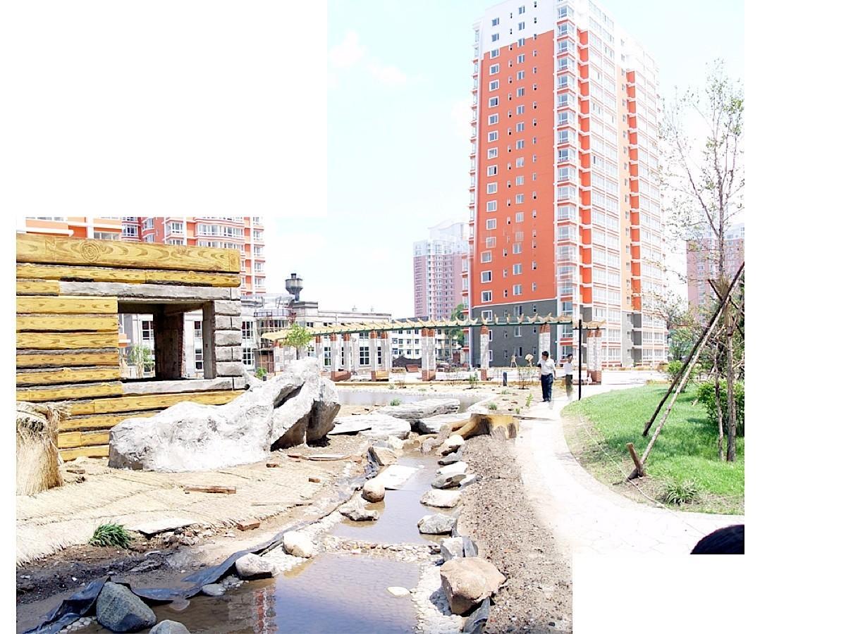 Parco Shenyang - Liaoling - Cina - Verde Pubblico e Parchi Divertimento