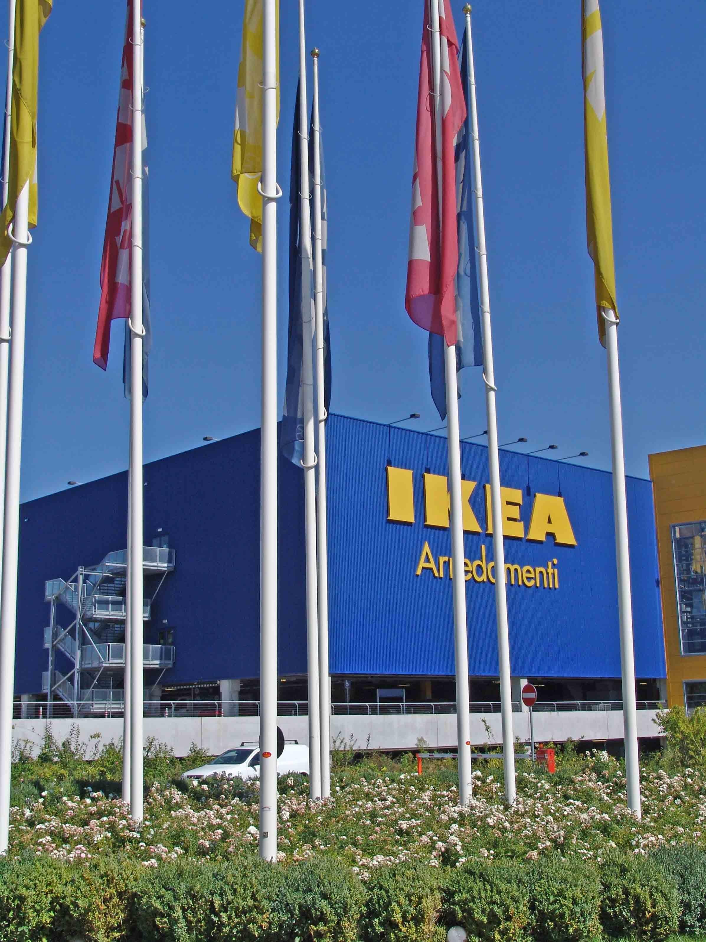 Ikea - Brescia - Centri commerciali