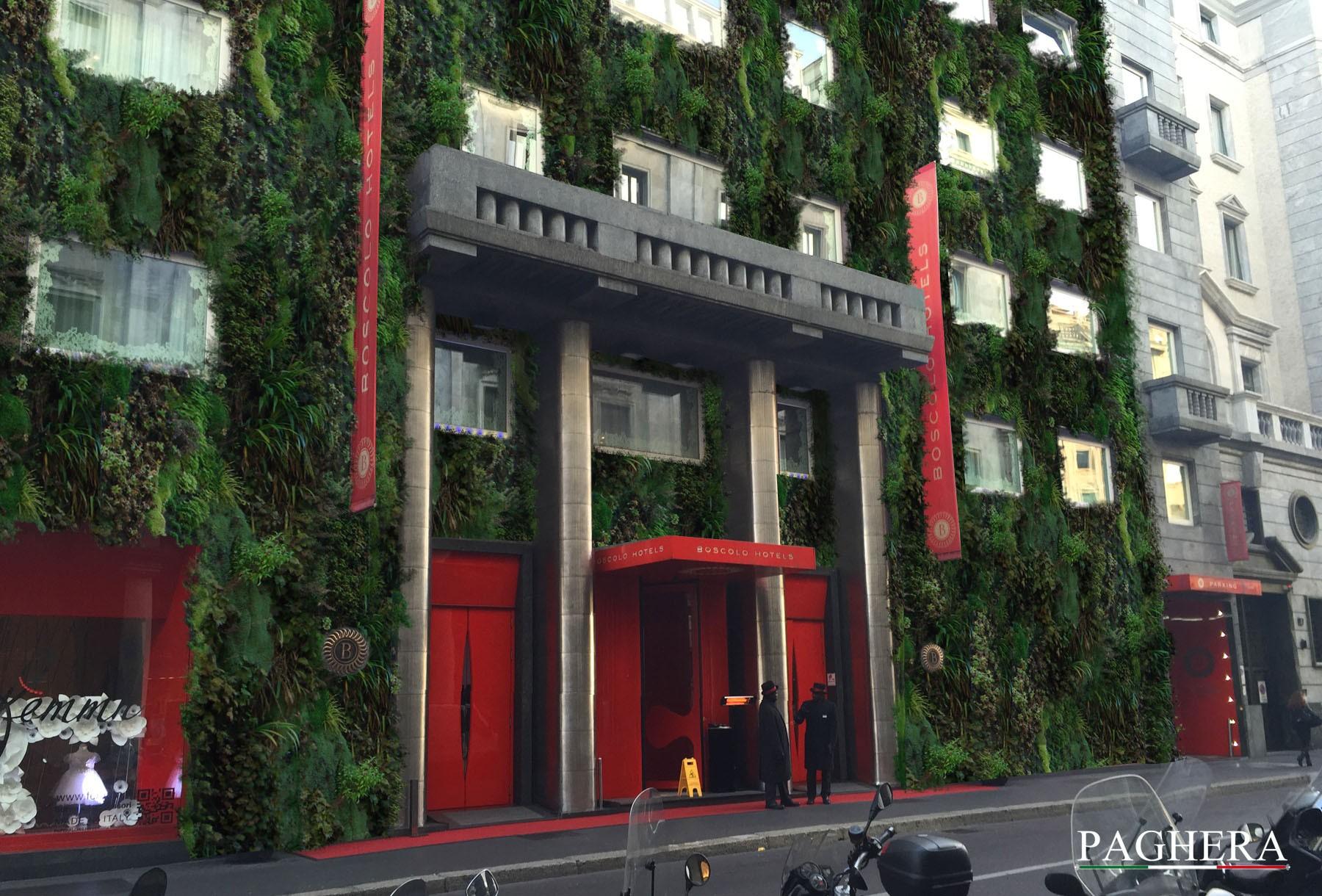 Hotel Boscolo - Milan - فندق ومنتجع ونادي صحي
