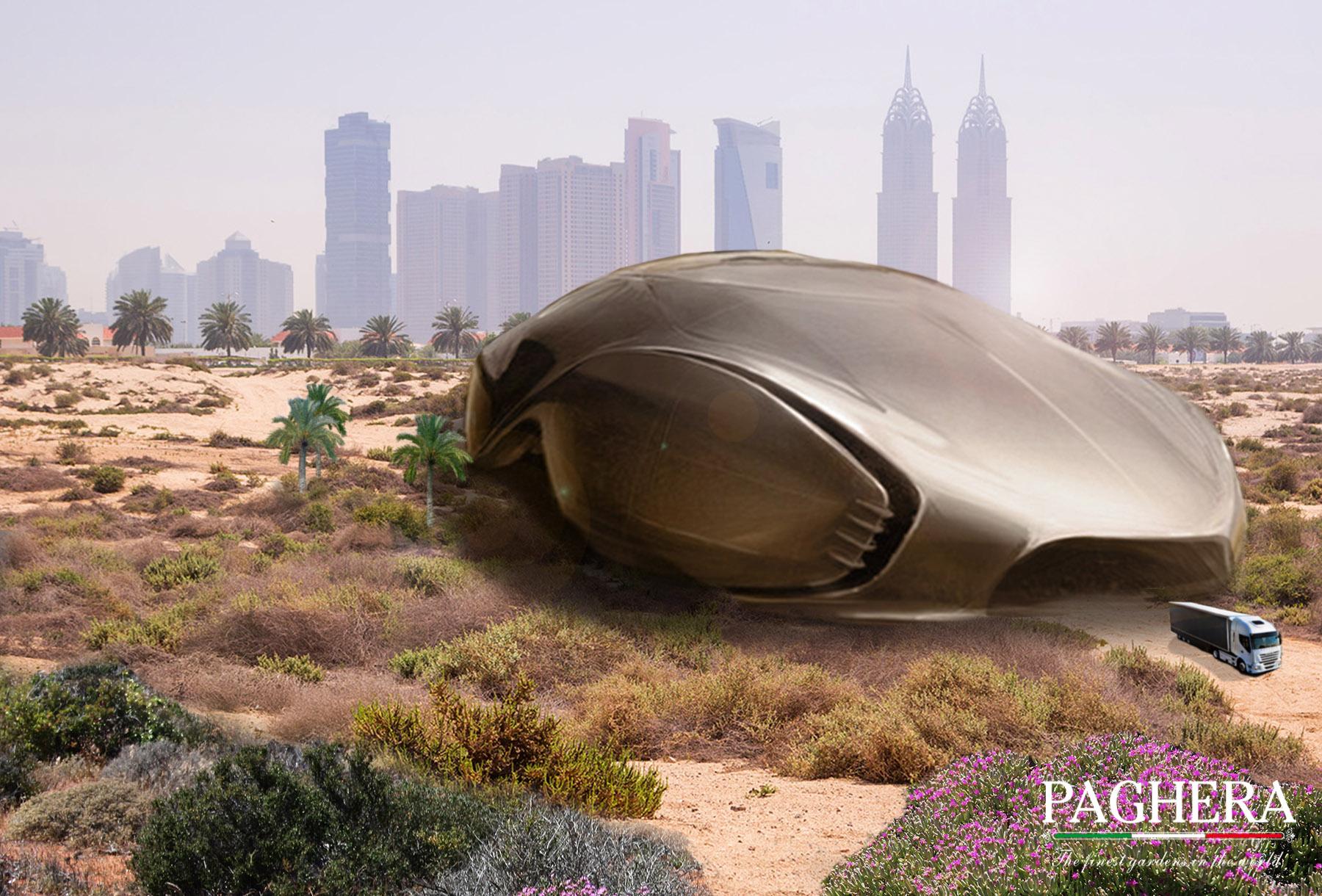 Le auto del futuro ad Abu Dhabi - News & Events