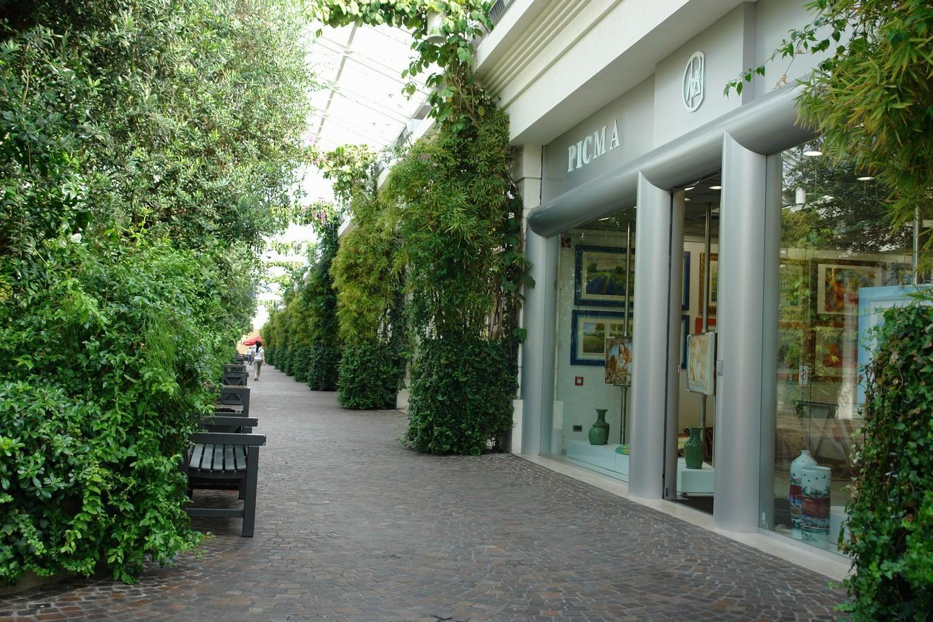 لي ڤيلي – ديزينتسانو ديل جاردا Le Vele - Desenzano del Garda - مركز تسوق