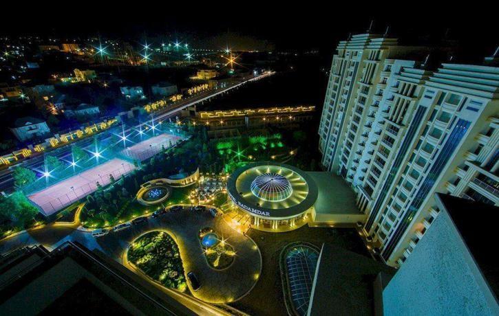 Kempinski Hotel Badamdar - Hotel, Resort e Spa