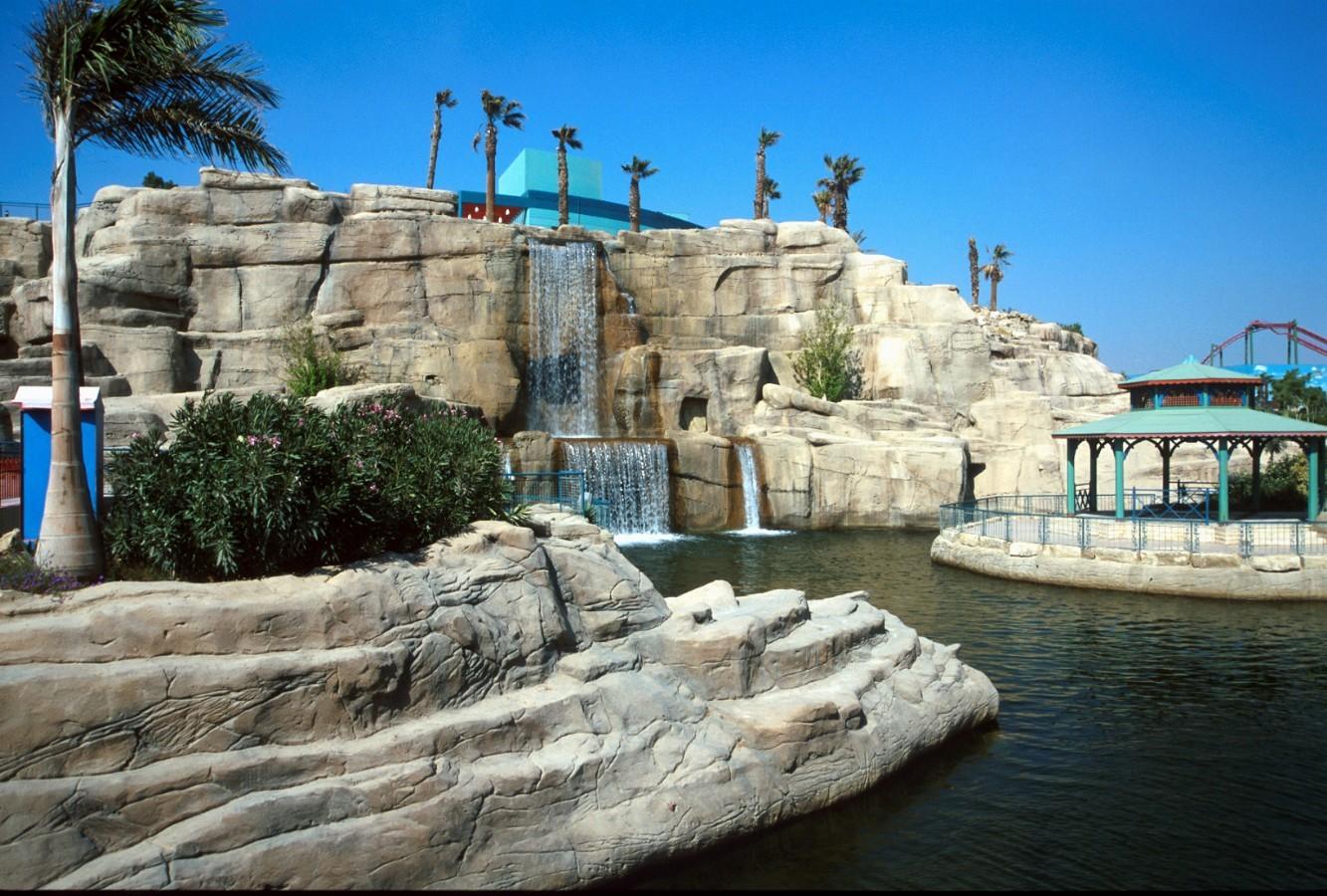 Dreamland - Egitto - Verde Pubblico e Parchi Divertimento