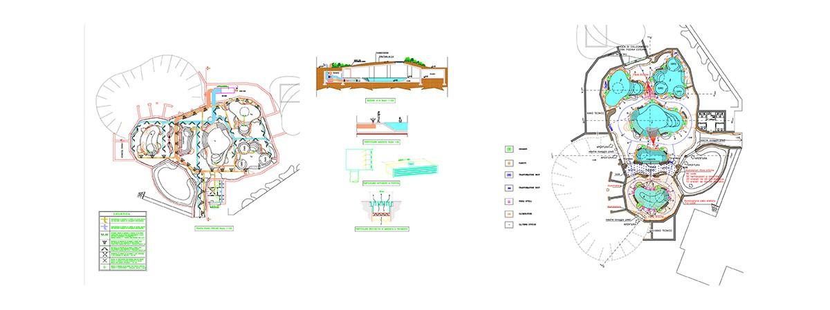 Progettazione Giardini Paghera - Progetto esecutivo