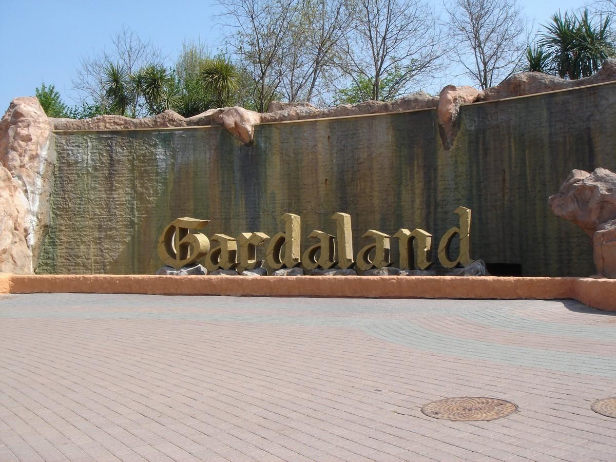 Gardaland - Peschiera del Garda - Verde Pubblico e Parchi Divertimento