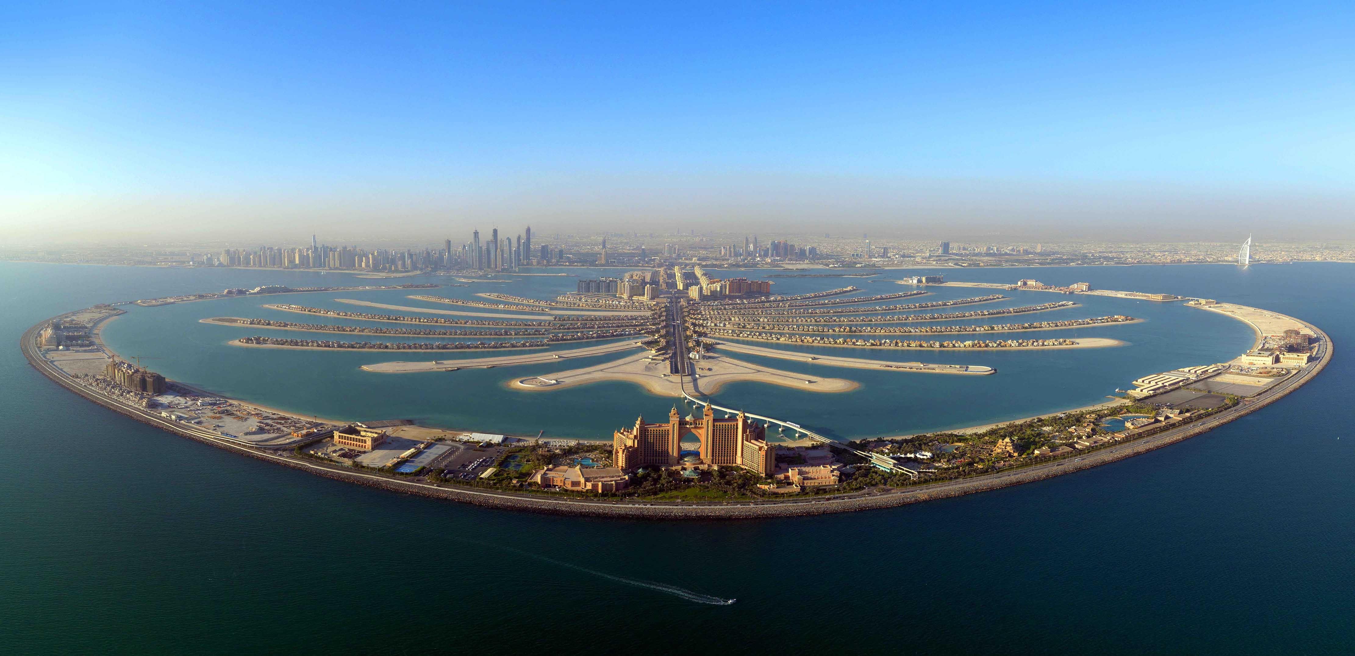 پروژه پالم دبی - ابر پروژه های