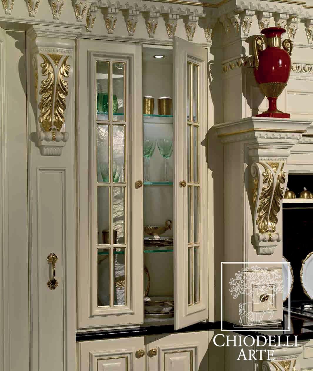 A precious kitchen - طراحی داخلی