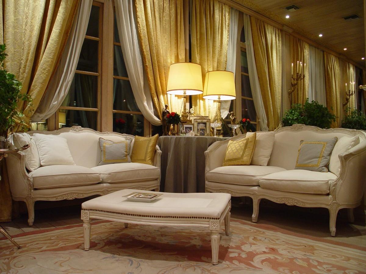 Charming Lodge - طراحی داخلی