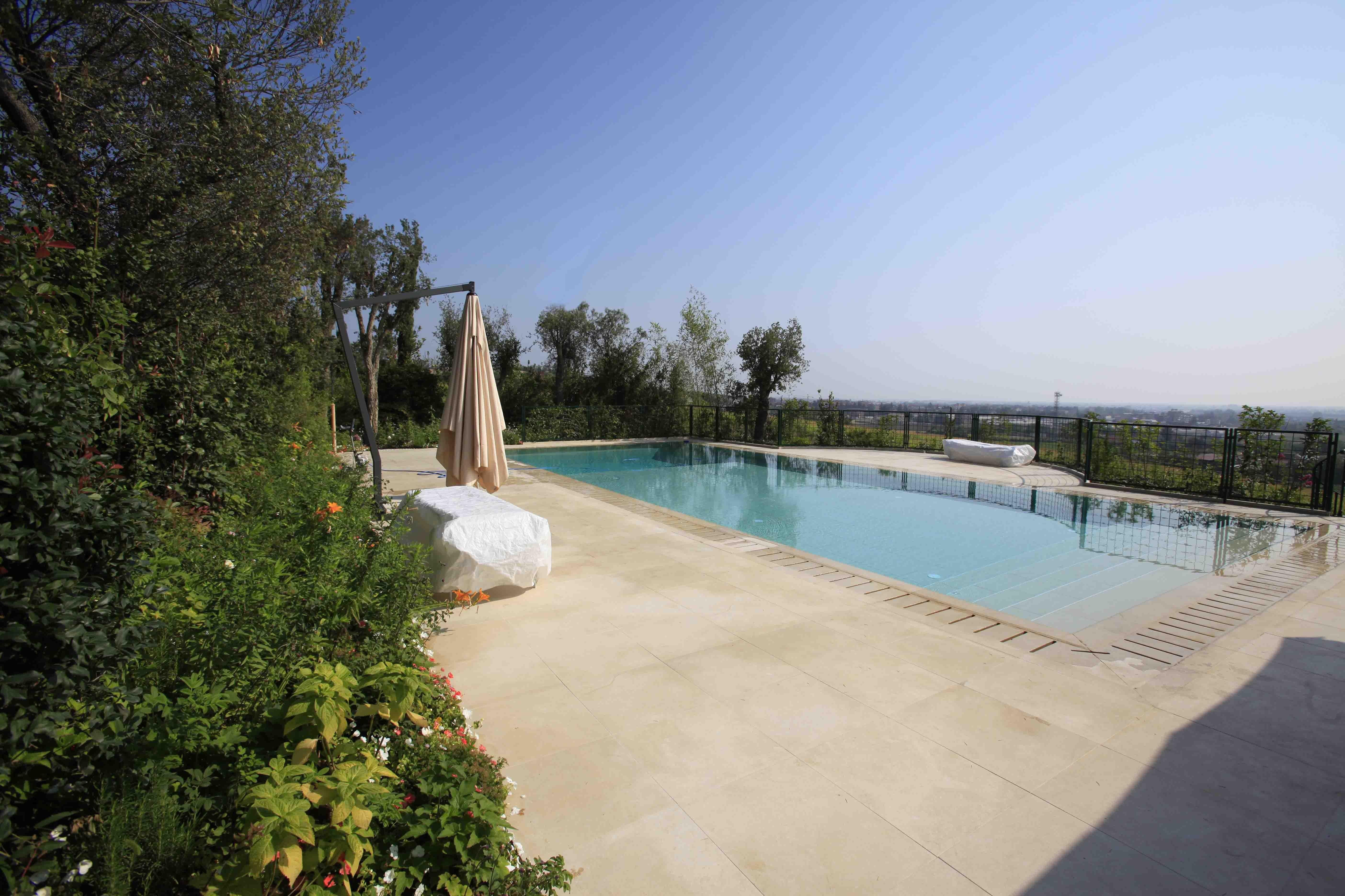 Four dimensions pool - استخر های شنا