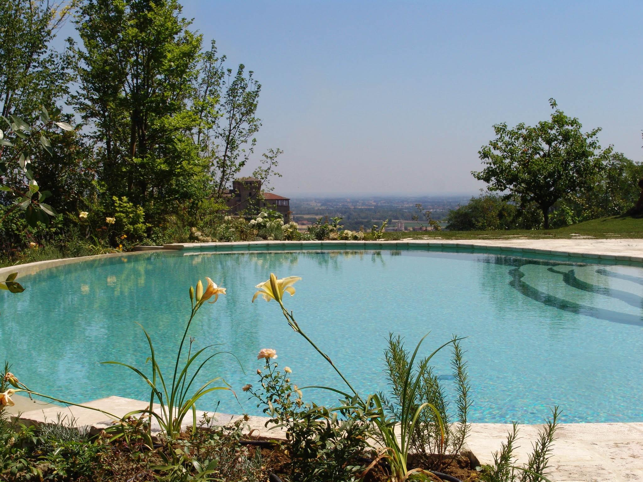 Perfectly irregular - استخر های شنا