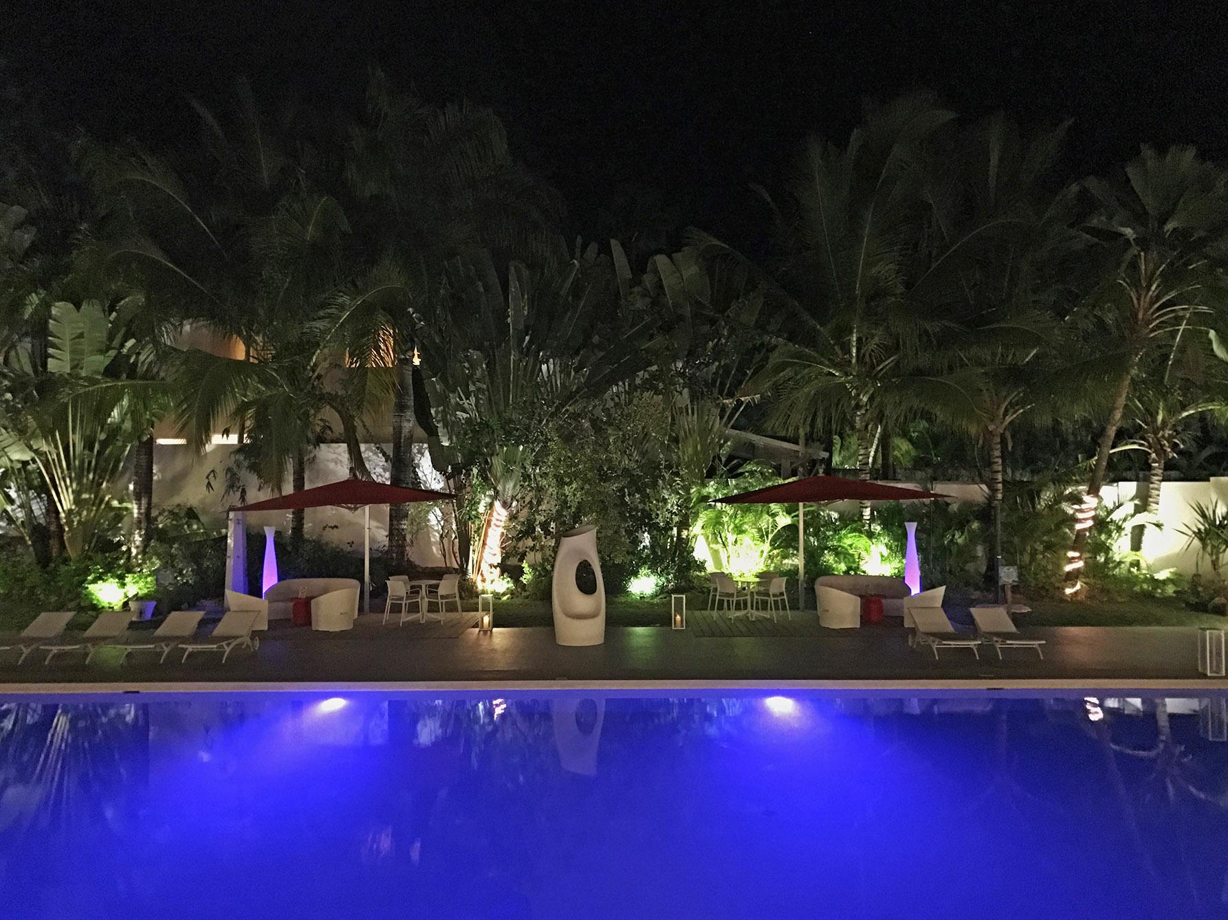 The hidden pool of Tracadero - استخر های شنا