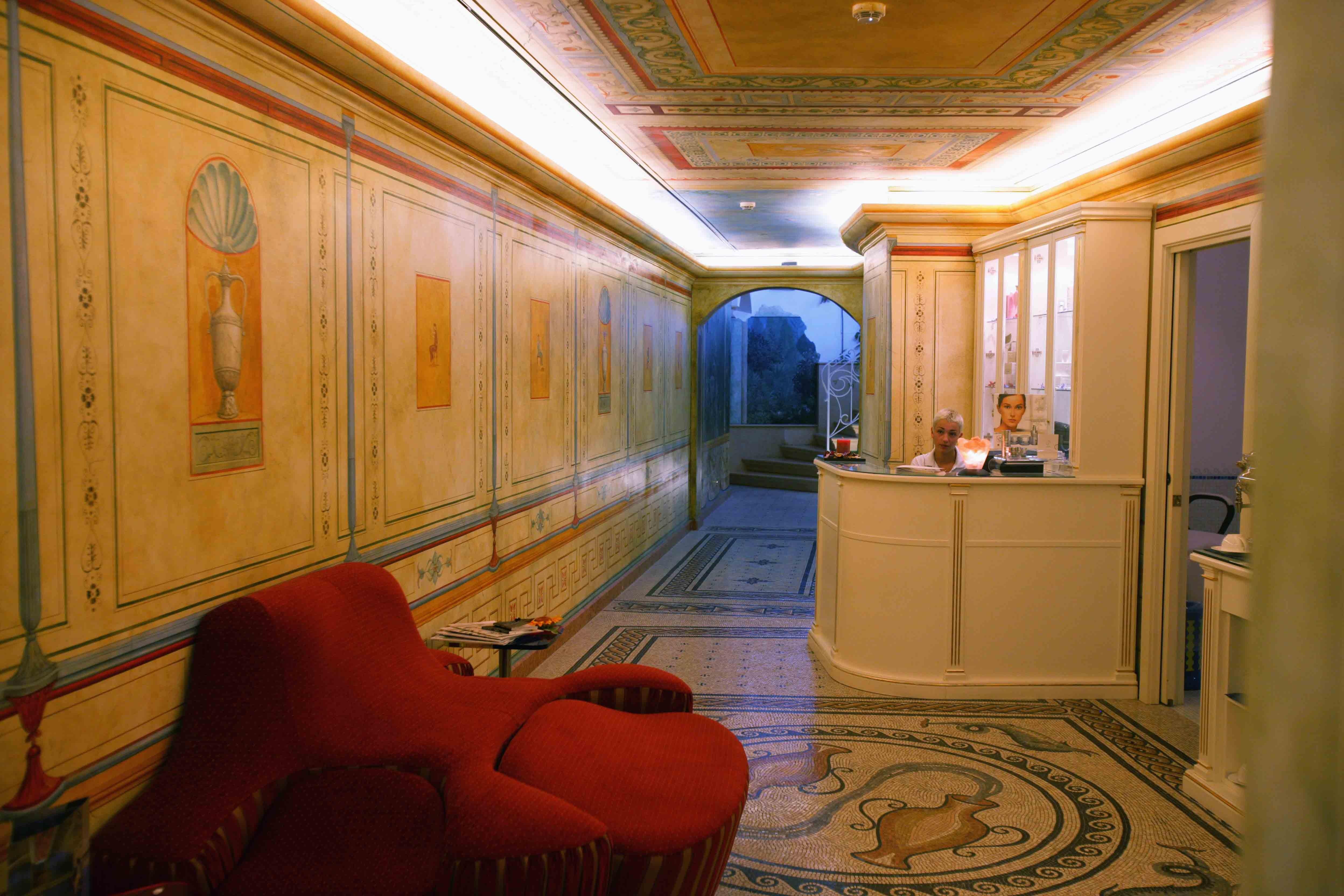 Villa Amista's luxury SPA - استخر های شنا
