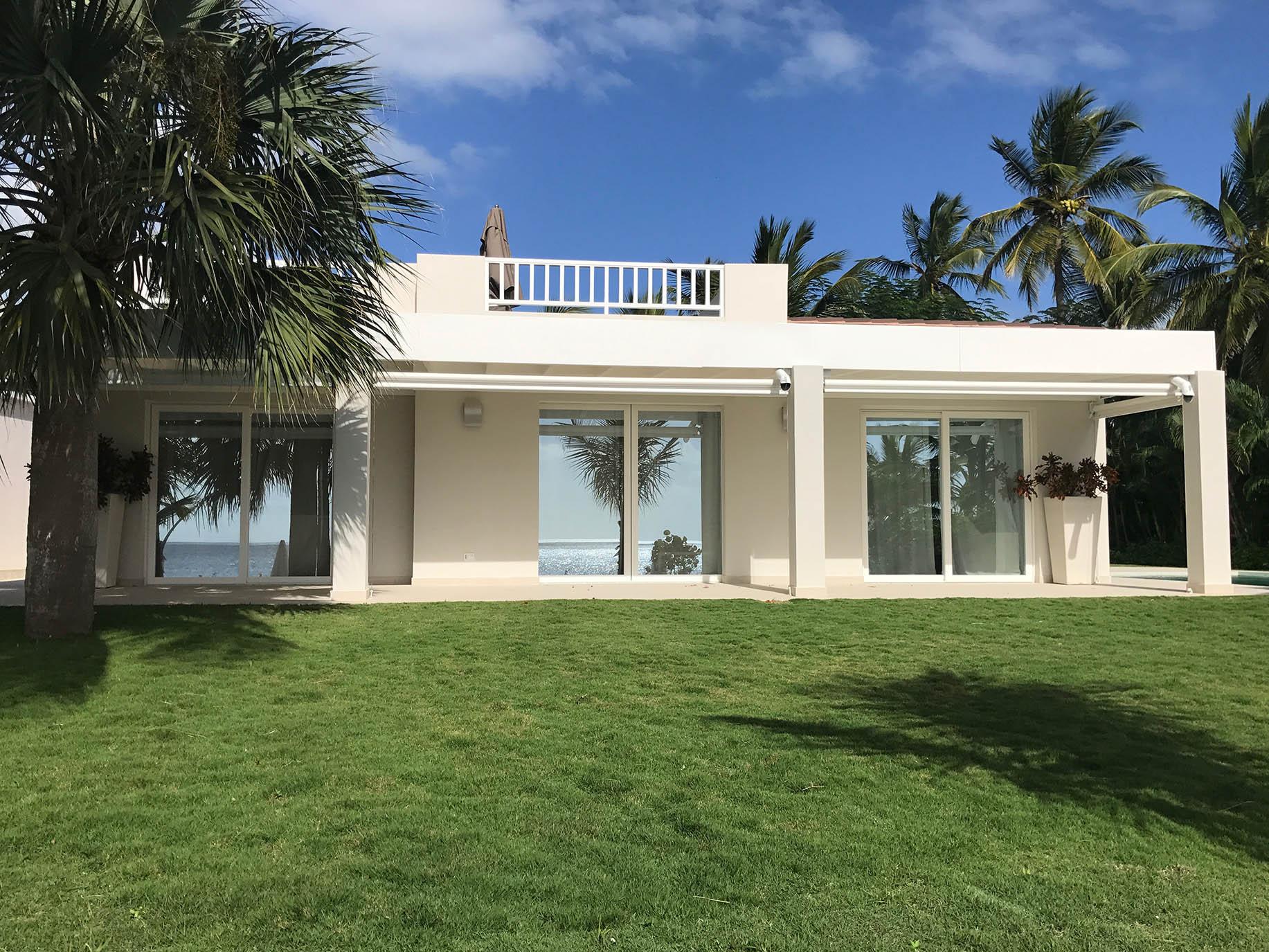 Dominicus Marina Resort's new pools - استخر های شنا