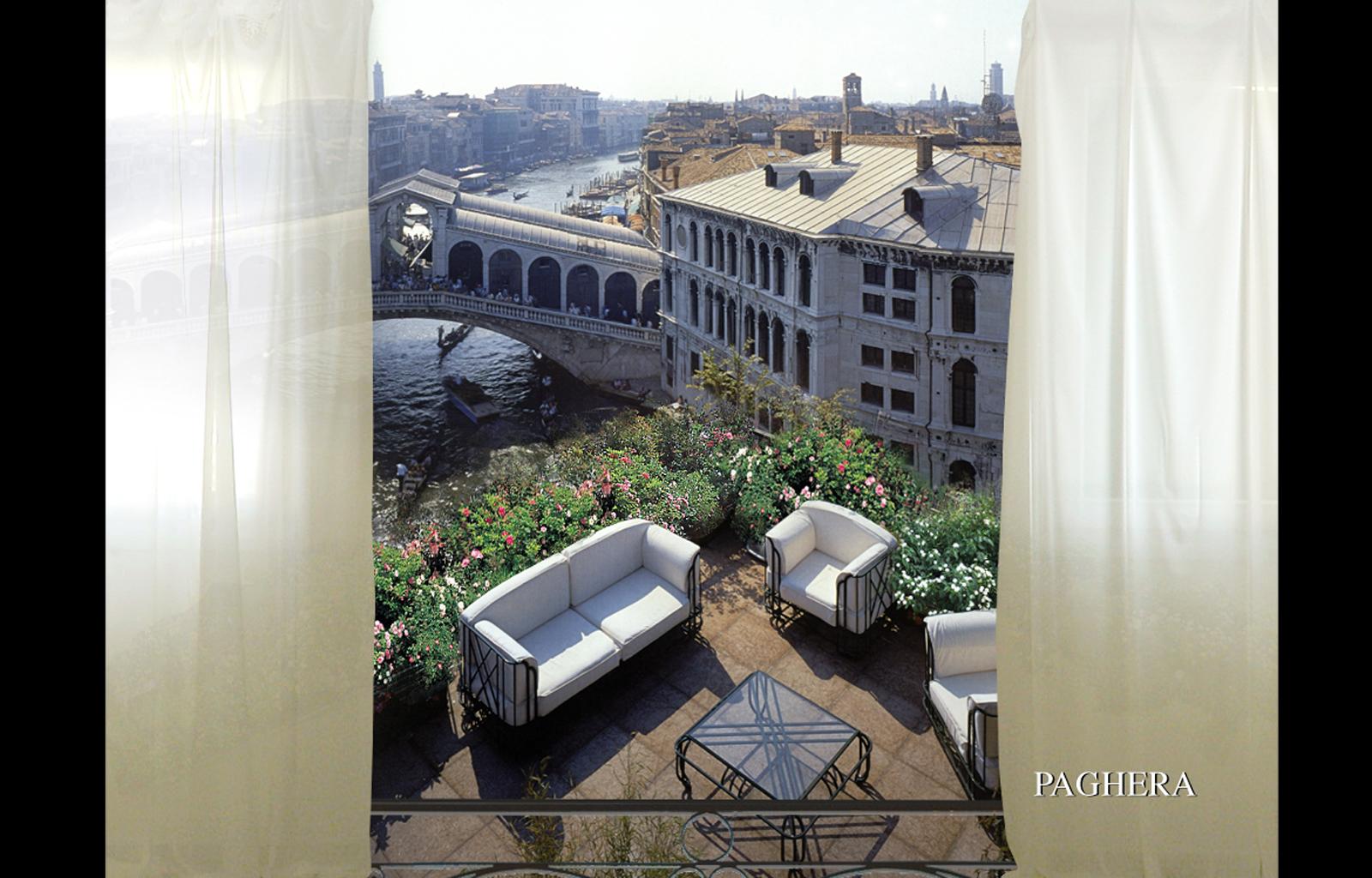 A Venice dream - تراس ها
