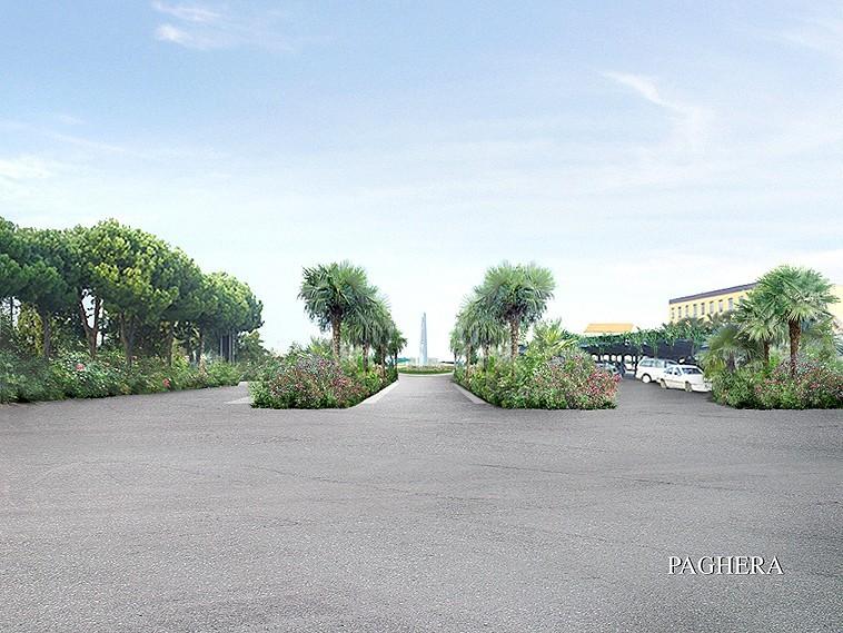 تيرينو باور Tirreno Power– ڤادو ليجوري  Vado Ligure - مقرات الشركة
