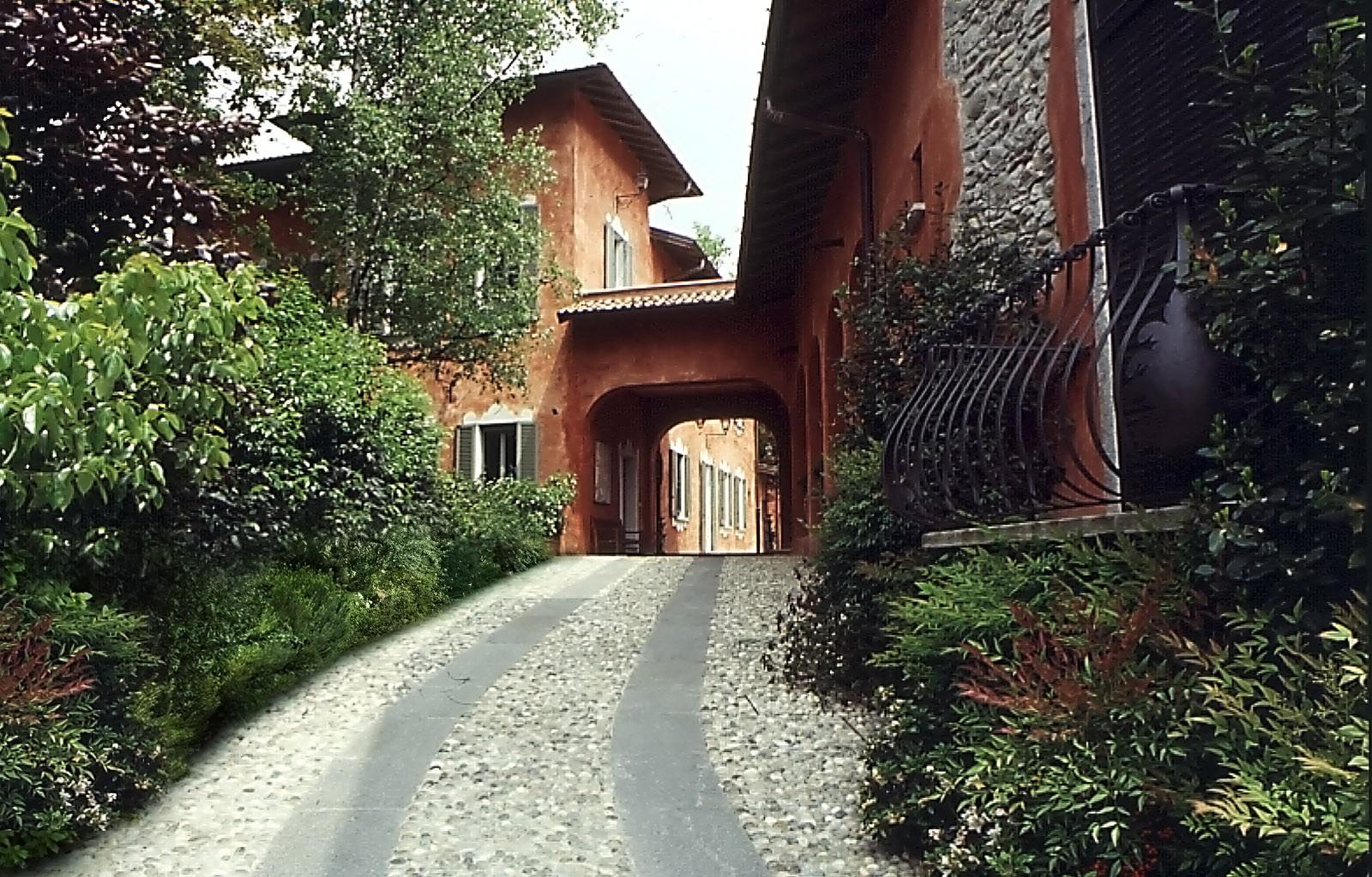 The renovation of a historic villa - باغ ها